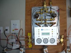 High Pressure Medical Gas Manifold